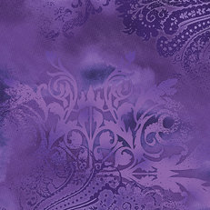Dream Scapes Purple